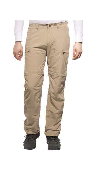 VAUDE Men's Farley ZO Pants IV short muddy
